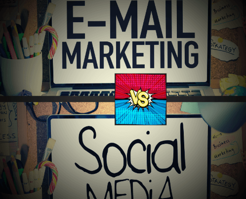 Email Marketing vs Social Media: Should You Choose Or Use Them Both? | EmailOut.com - free email marketing software