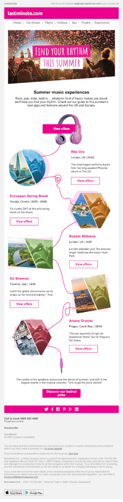 Email Design Trends 2021 | EmailOut.com - free email marketing software