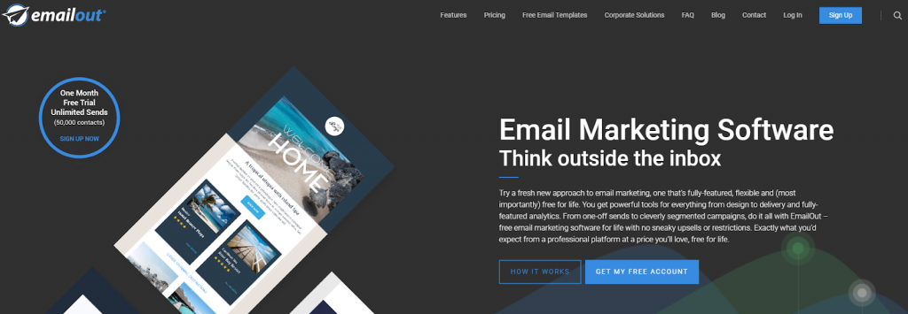 Email Marketing and Landing Pages: A Symbiotic Relationship | EmailOut.com - free email marketing software